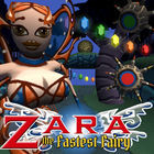 Carátula ZARA the Fastest Fairy eShop para Nintendo 3DS