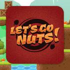 Carátula Let's Go Nuts! para Nintendo Switch