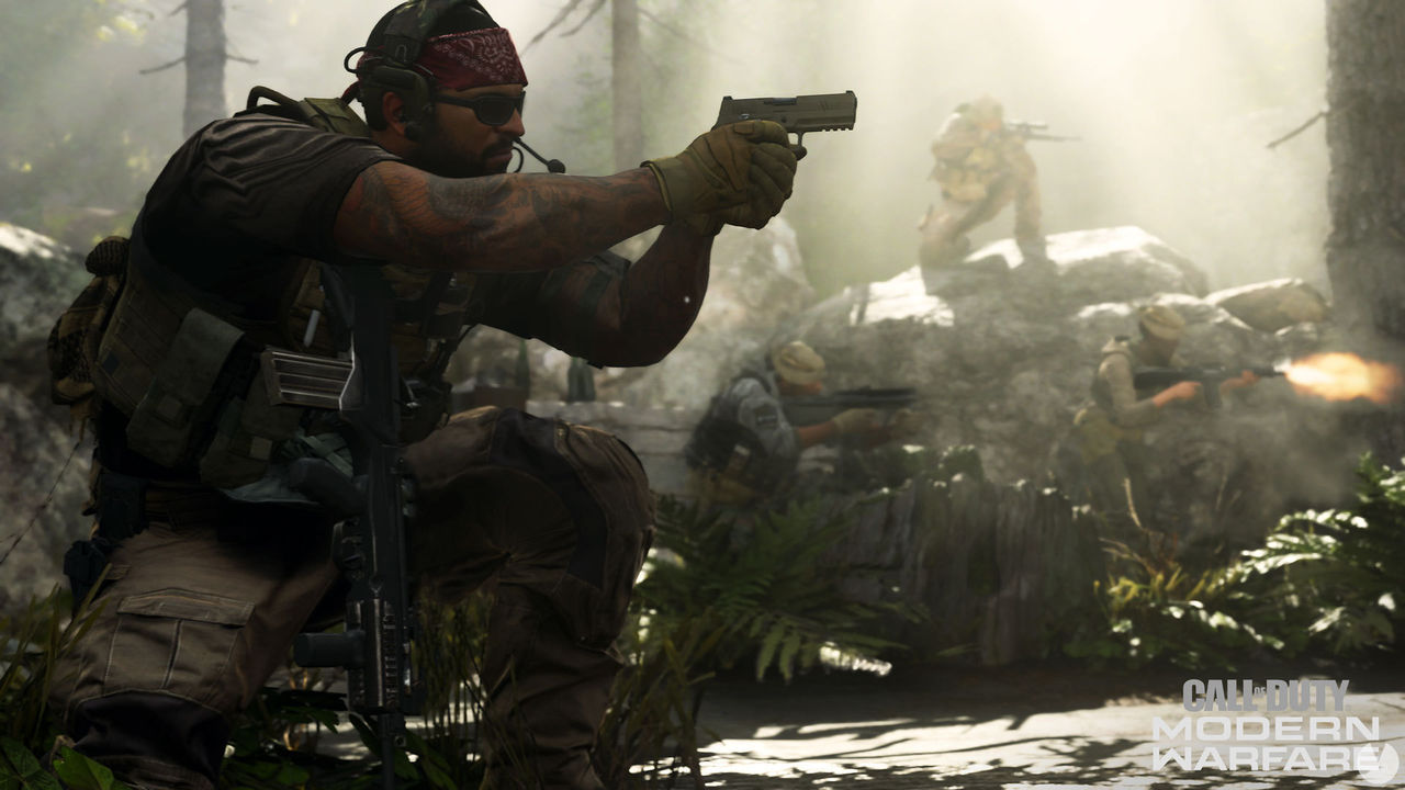 Call of Duty: Modern Warfare and Nintendo Switch triumph in the weekly sales japanese