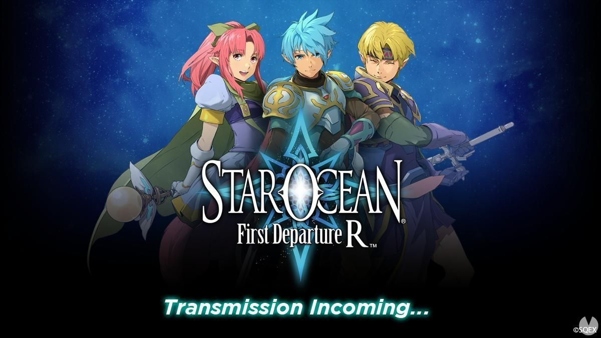 Star Ocean: First Departure R will arrive in the West on December 5