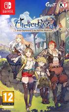 Carátula Atelier Ryza: Ever Darkness & the Secret Hideout para Nintendo Switch