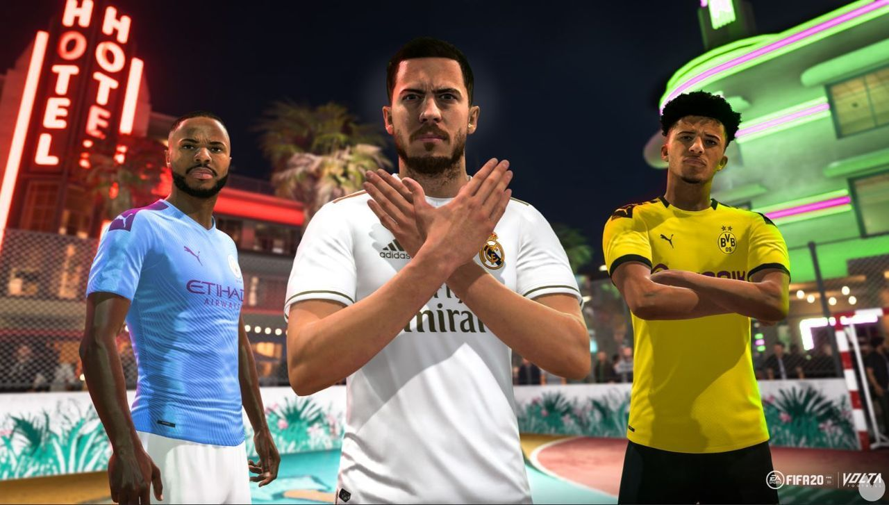 FIFA 20 continues to triumph and was the best-selling game in Spain during October