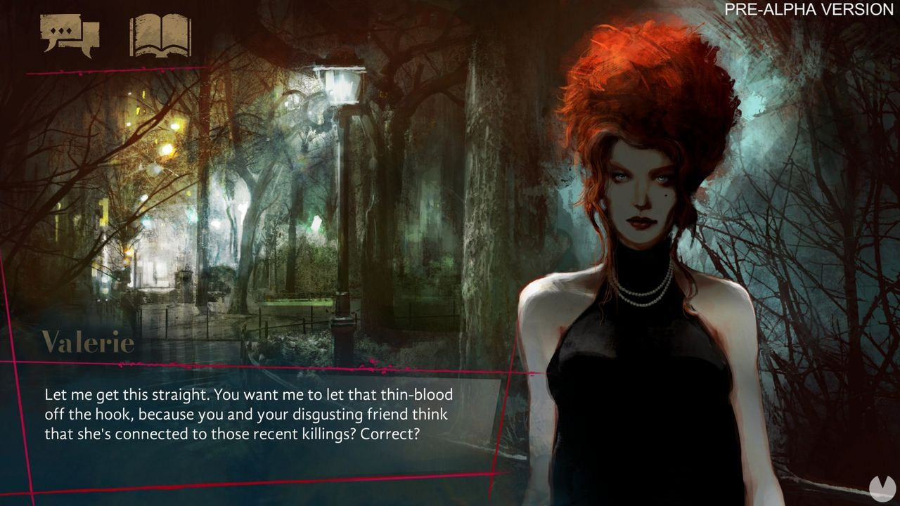 Vampire: The Masquerade - Coteries of New York city arrives on December 4 to PC