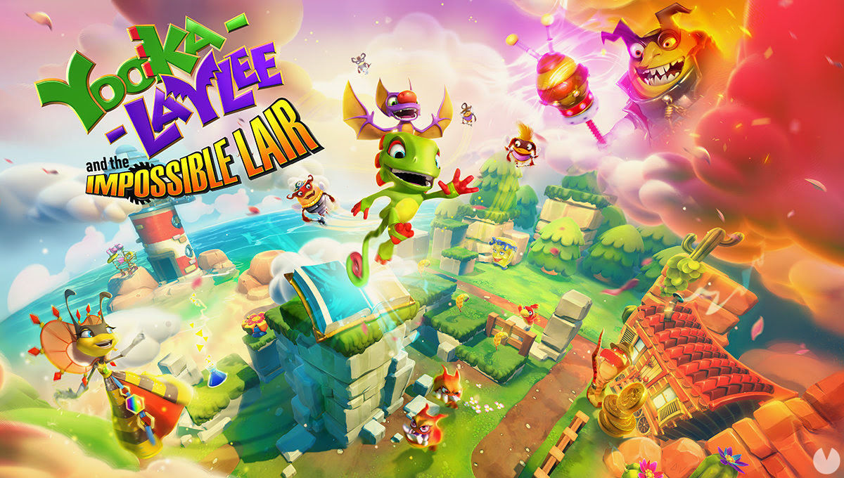 Epic Games Store: Yooka-Laylee and the Impossible Lair already available for free