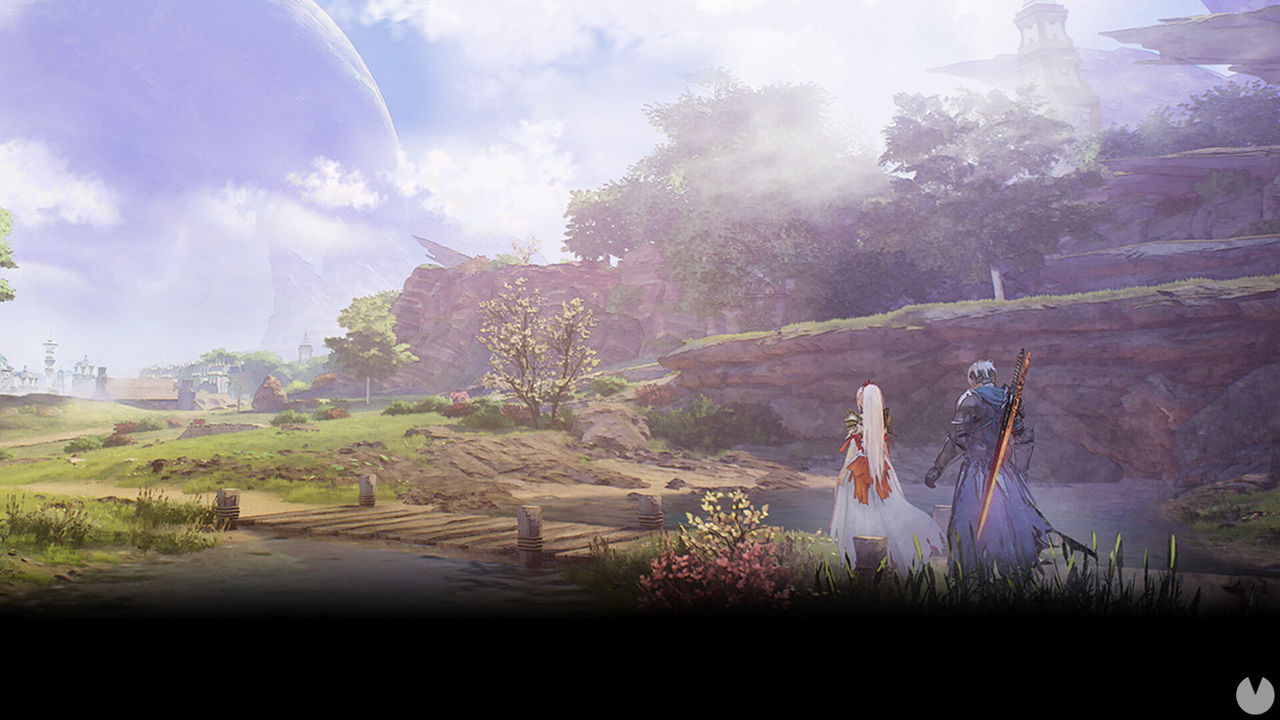 filters on the spectacular tales of Arise for Xbox One, PS4 and PC