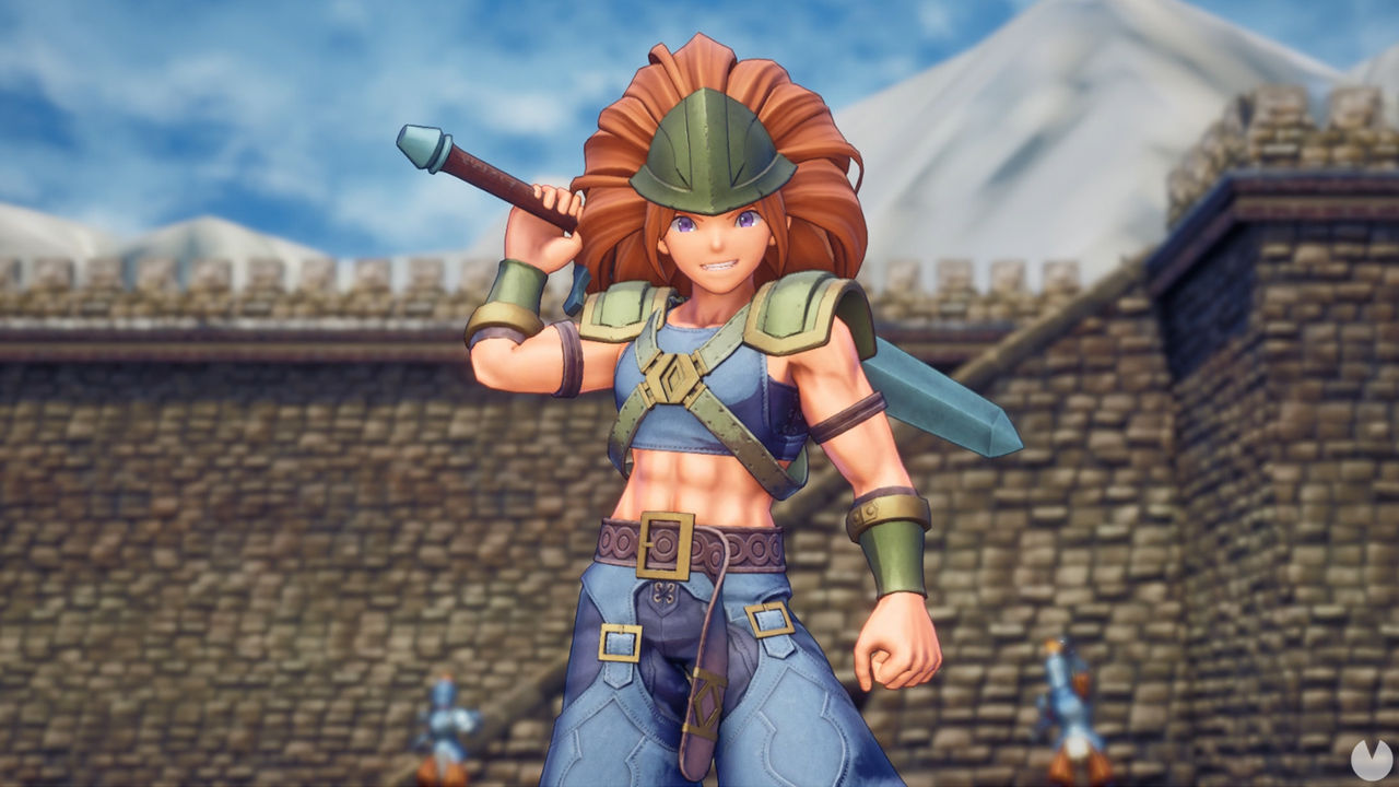 The team Trials of Mana is going to work very hard in the localization of the remake