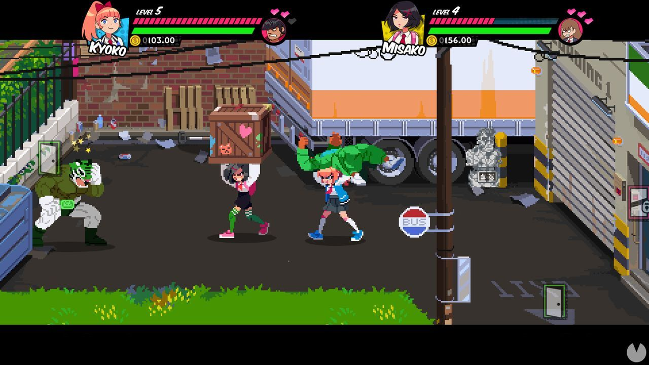 River City Girls is released on consoles and PC September 5