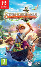Carátula Stranded Sails - Explorers of the Cursed Islands para Nintendo Switch