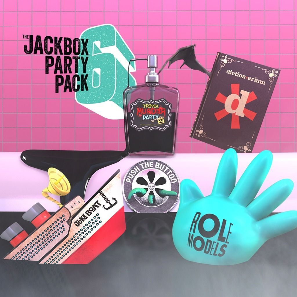 The Jackbox Party Pack 6 - Videojuego (PS4, Switch, Xbox ...