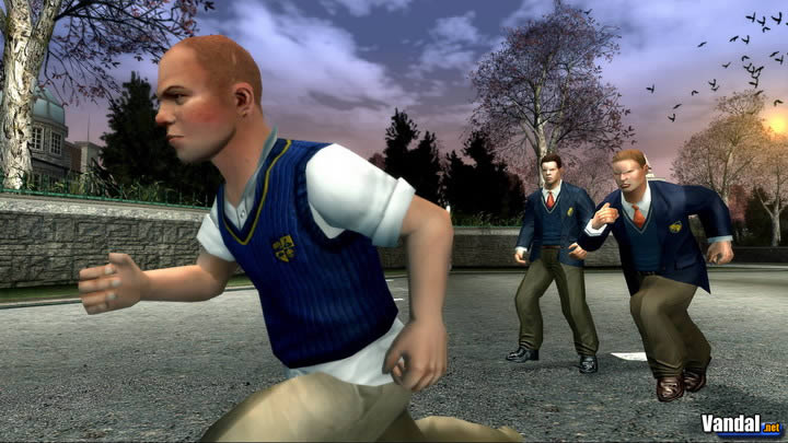 Primeras imágenes de Bully para Wii 200818133134_2