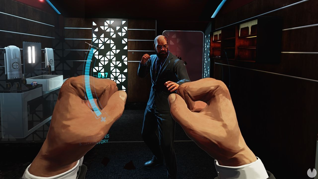 Defector, shooter de espías de realidad virtual para Oculus Rift