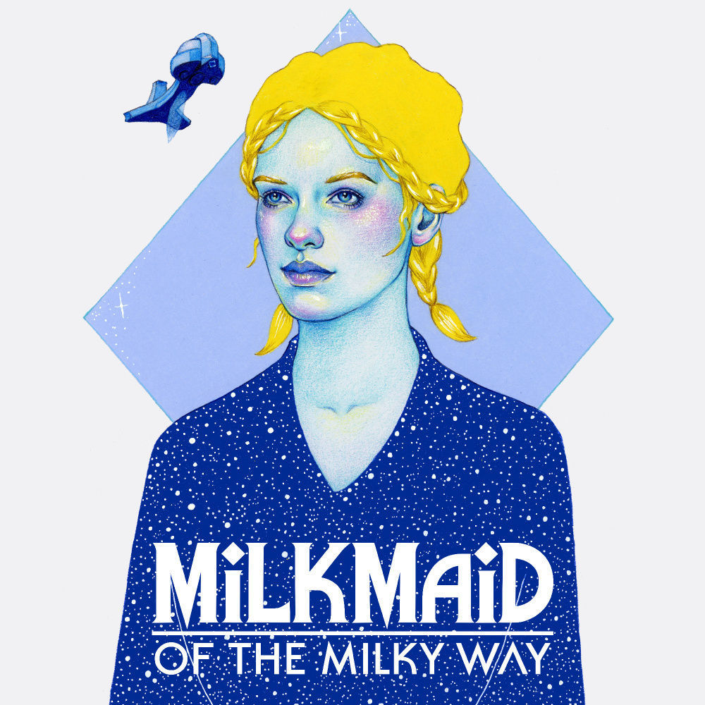 Cows, aliens and the Norway of the 20 hand in hand in Milkmaid of the Milky Way