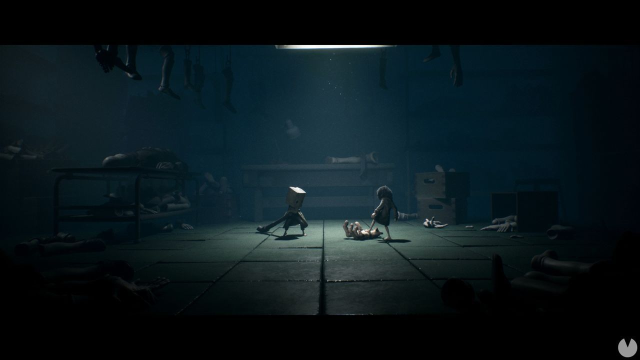 Little Nightmares 2 will be a single-player experience, without slope co-op