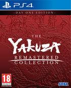 Carátula The Yakuza Remastered Collection para PlayStation 4