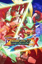Carátula Mega Man Zero/ZX Legacy Collection para Xbox One