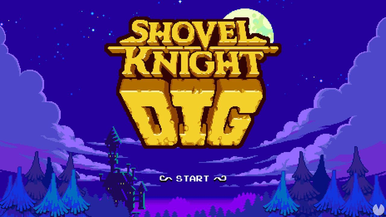 Yacht Club Games and Nitrome announced Shovel Knight Dig