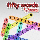 Carátula Fifty Words by POWGI PSN para PSVITA