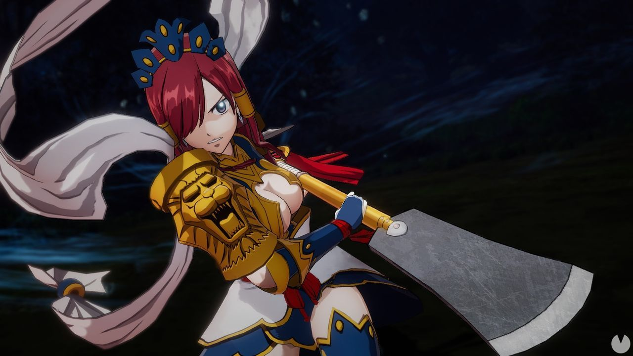 Fairy Tail gives us new images and a new video