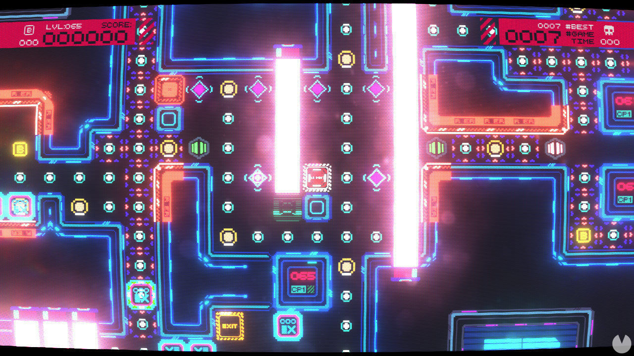 puzzle game Cyber Protocol lllega on September 26, to Nintendo Switch
