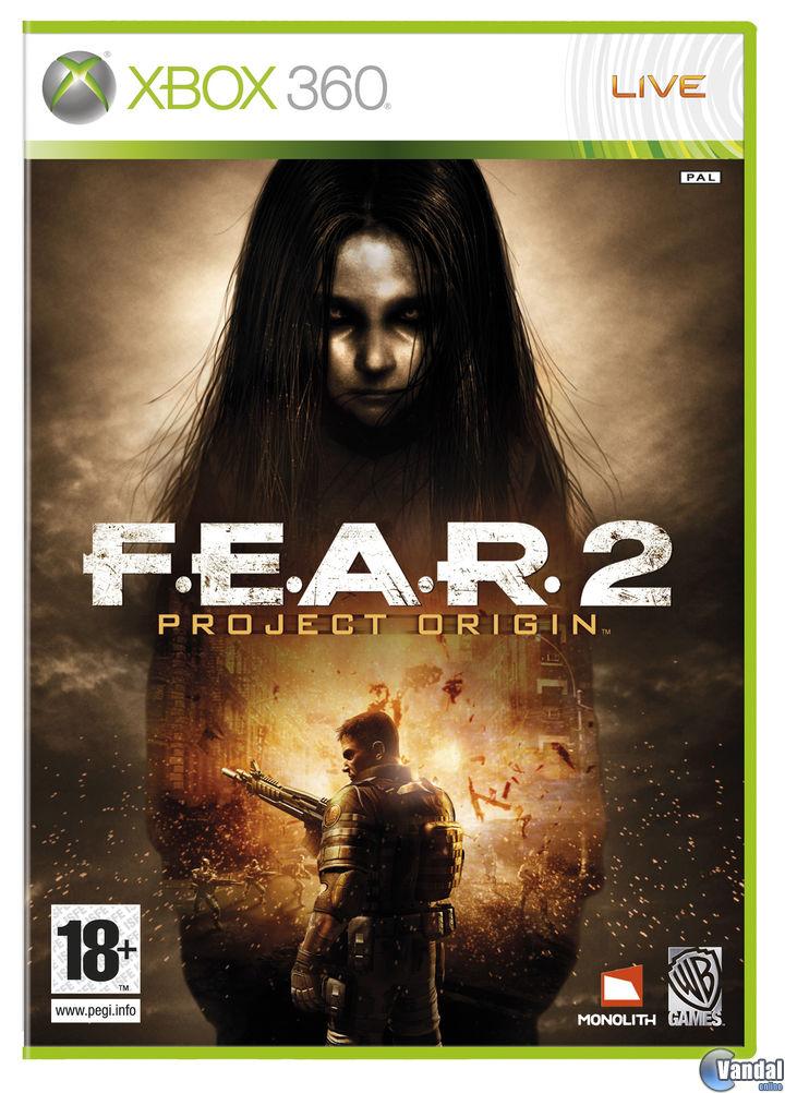F. E. A. R. 2: project origin xbox 360 | videogamex.