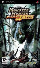 Monster Hunter Freedom Unite para PSP