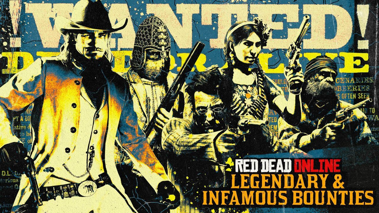 Novedades en Red Dead Online