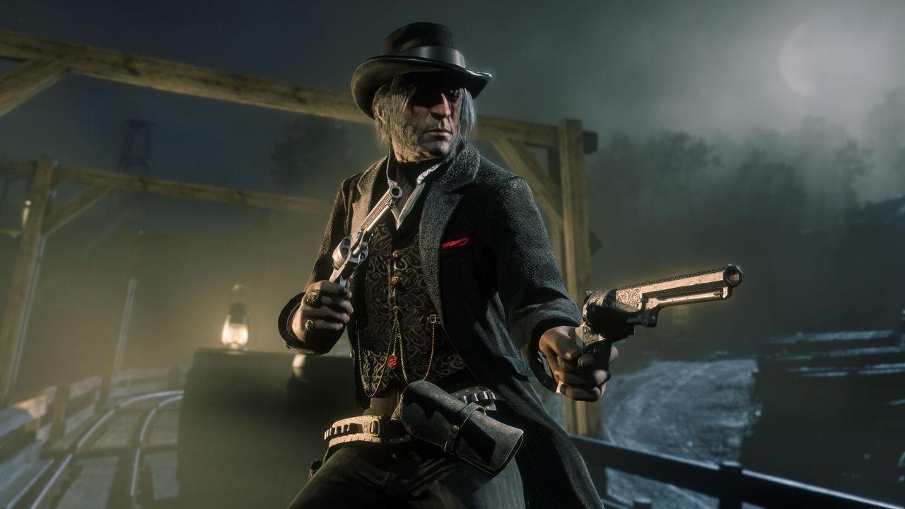 Bloody Money ya está disponible en Red Dead Online