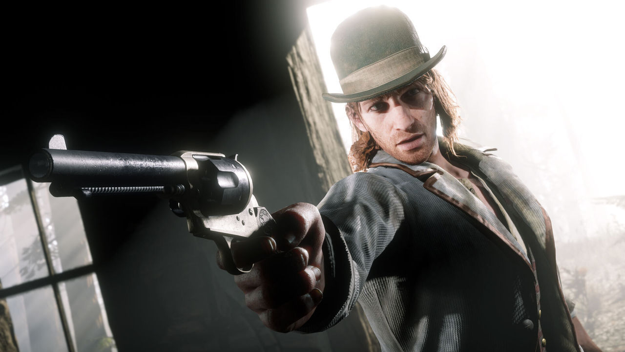 Disponible el Kit de Pistolero en Red Dead Online