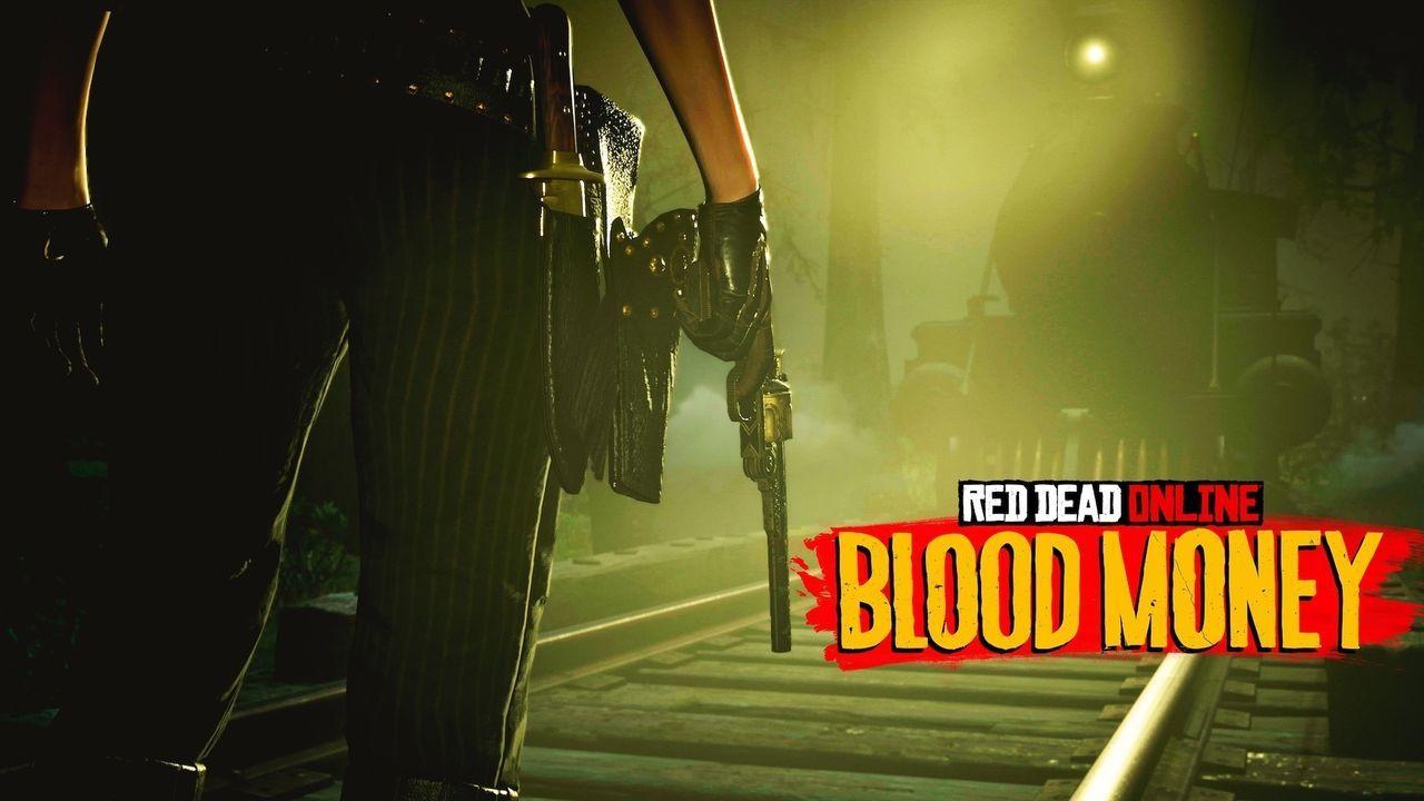 Red Dead Online: Bloody Money ya está disponible con Quick Draw, NVIDIA DLSS y más