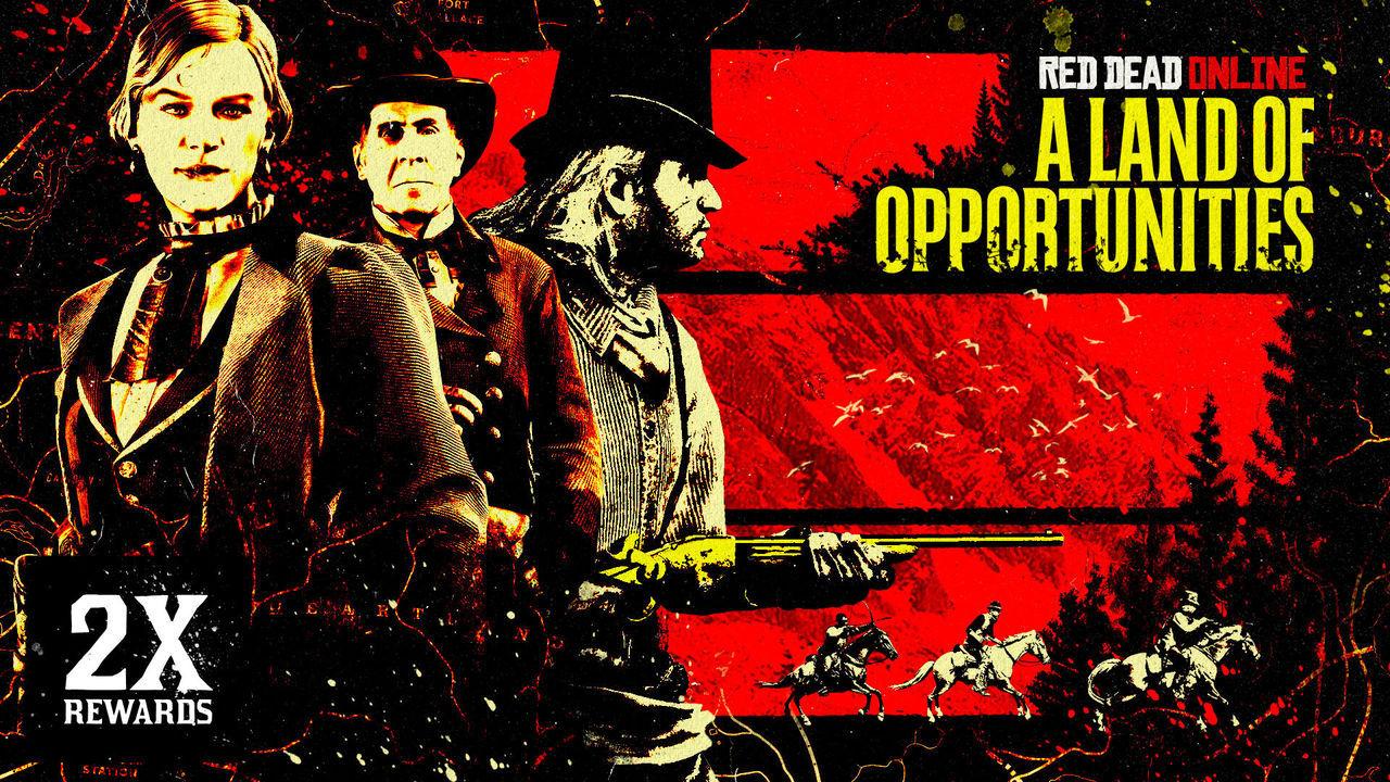 Blood Money trae consigo novedades especiales para Red Dead Online