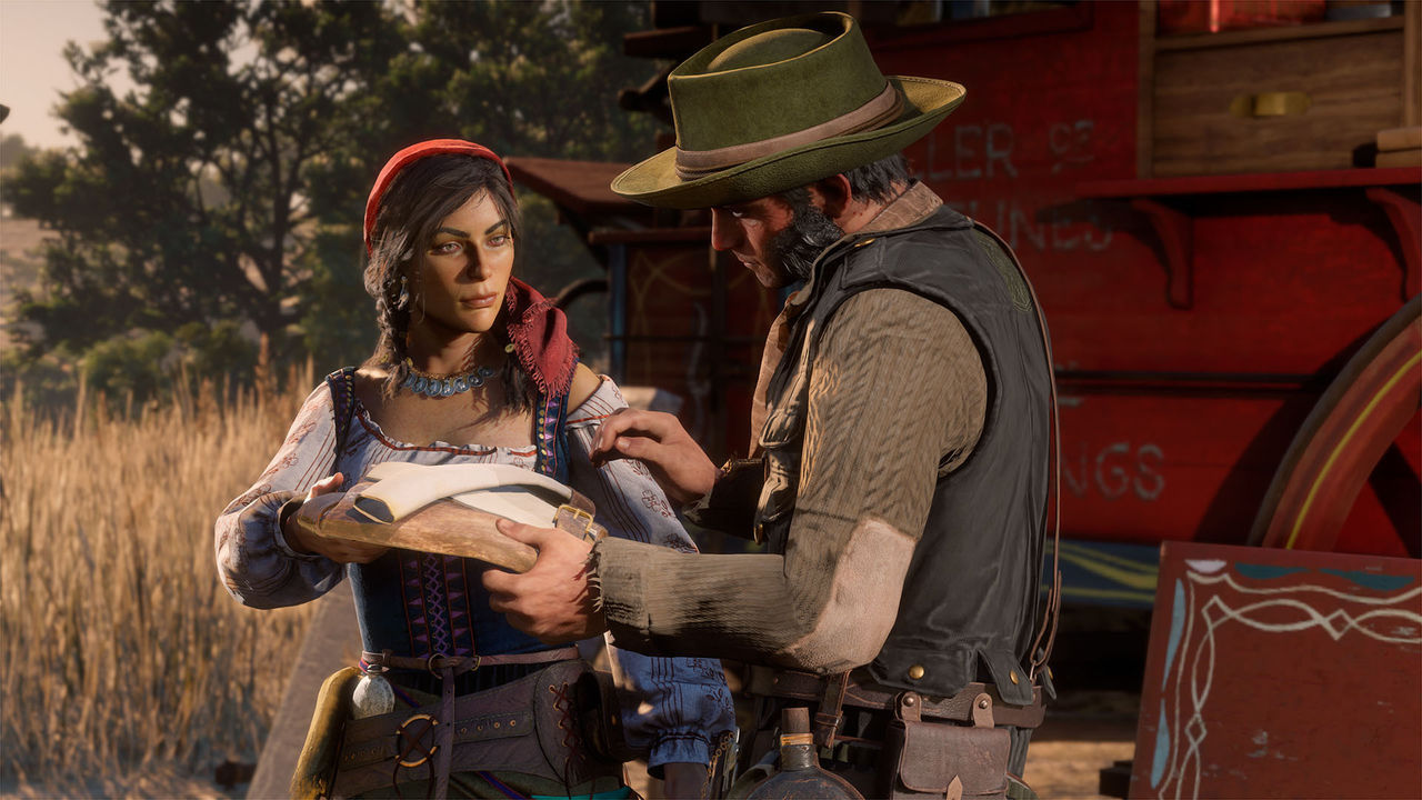 Fiebre de armas en Red Dead Online