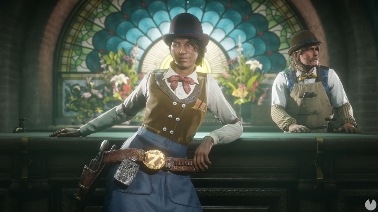 Red Dead Redemption 2 and Red Dead Online was updated with news and the role Licorista