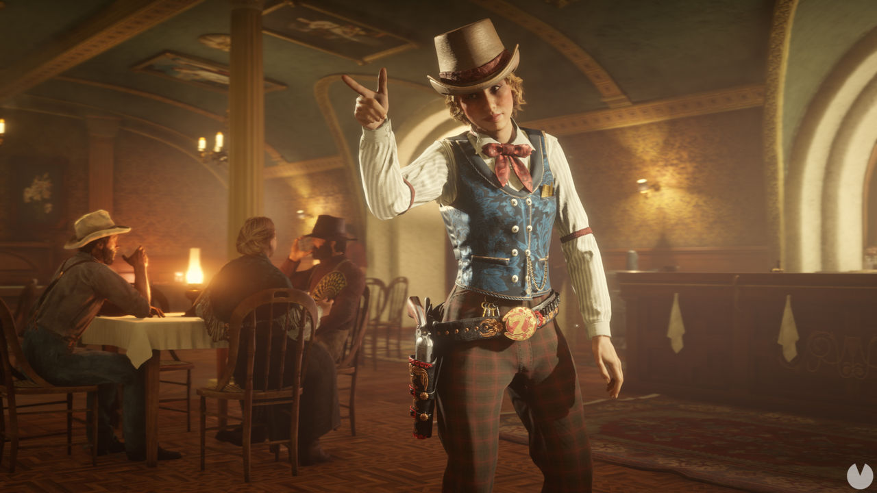 Red Dead Online is updated on 13 December, with a new role: liquor companies