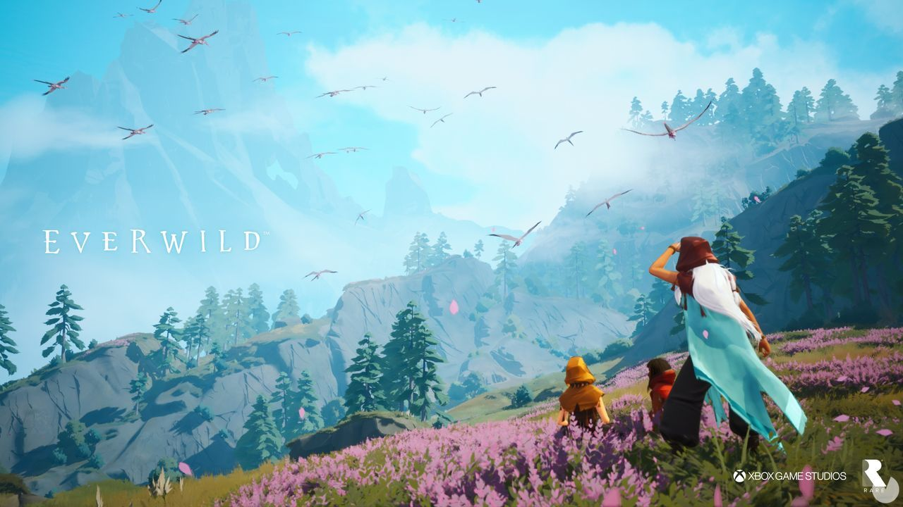 Rare anuncia el mágico y especial Everwild, su nuevo videojuego ...