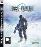 Car�tula oficial de de Lost Planet para PS3