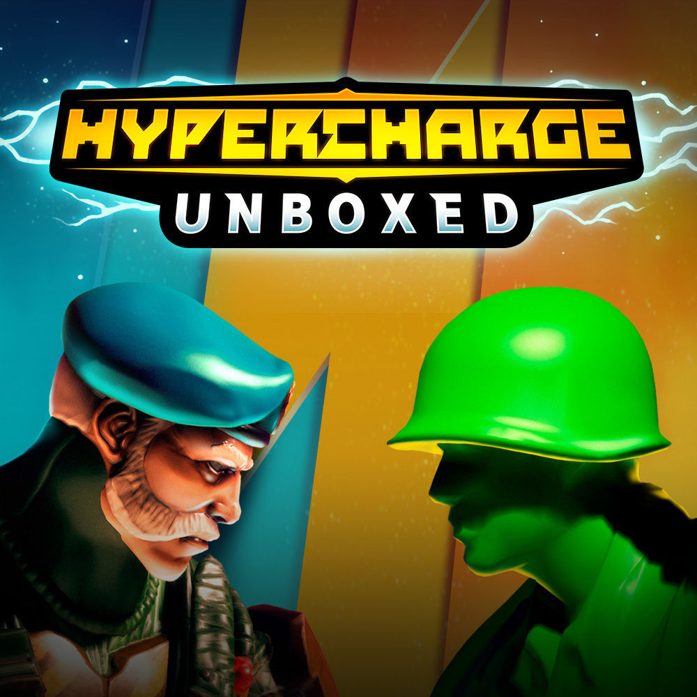 HYPERCHARGE: Unboxed is already in Nintendo Switch and premieres launch trailer