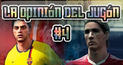 ¿Qué te hace decantarte por FIFA o por Pro Evolution Soccer?