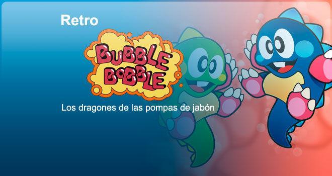 Bubble Bobble: Los dragones de las pompas de jabón