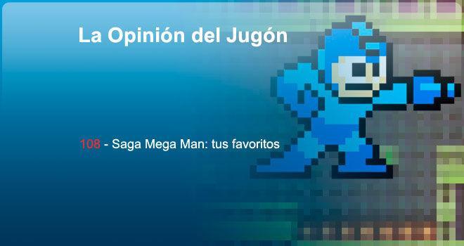 Saga Mega Man: tus favoritos
