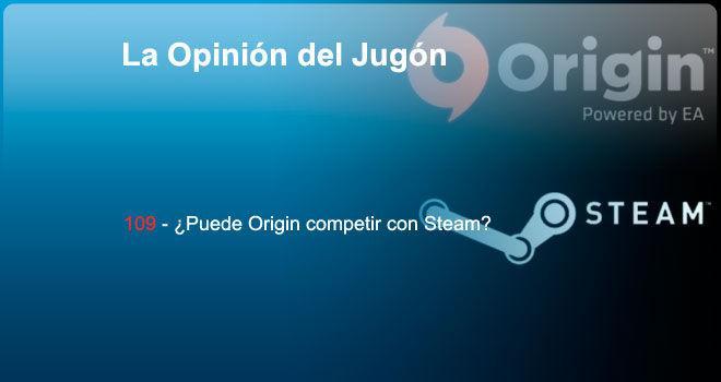 ¿Puede Origin competir con Steam?