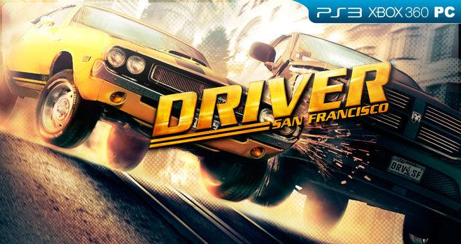 Analisis Driver San Francisco Ps3 Wii Xbox 360 Pc