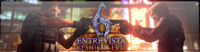 Los creadores de Resident Evil 6