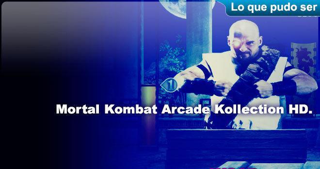 Mortal Kombat Arcade Kollection HD