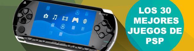 Los 30 mejores juegos de PSP