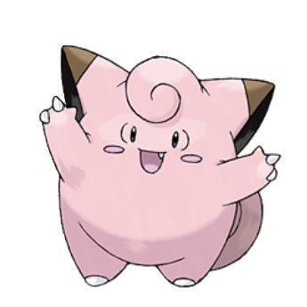 Clefairy Pokémon GO