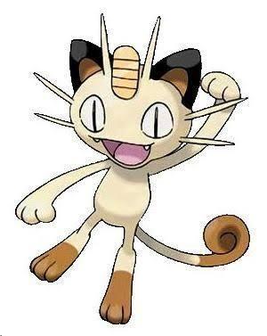 Meowth Pokémon GO