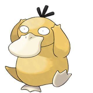 Psyduck Pokémon GO