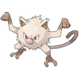 Mankey Pokémon GO