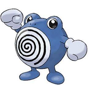 Poliwhirl Pokémon GO