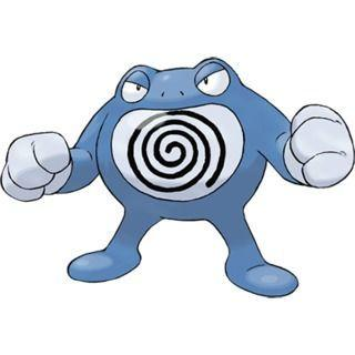 Poliwrath Pokémon GO